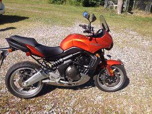 2007 Kawasaki Versys 650CC very low mileage