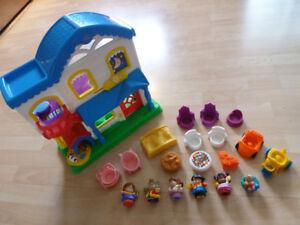 Little People - maison / house
