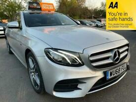 image for 2018 Mercedes-Benz E Class 2.0 E350e 6.4kWh AMG Line G-Tronic+ (s/s) 4dr Saloon