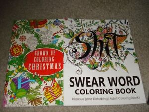 Brand New Adult Coloring Books
