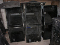 sound system boxes for diy sound guys