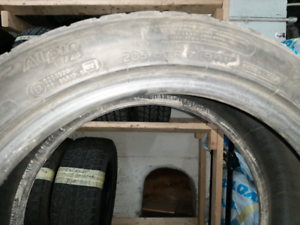 Used high performance winter tires