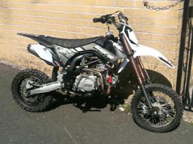 SOLD 2019 Kurz 140cc pitbike SOLD