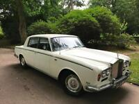 ROLLS ROYCE SILVER SHADOW 1 ONE FULLY RESTORED ABSOLUTELY STUNNING