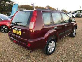 2003 Nissan X-Trail 2.0L SE 16V 5d 139 BHP Estate Petrol Manual