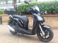 Stunning Honda PS 125i Very Low Mileage One Owner MUST SEE