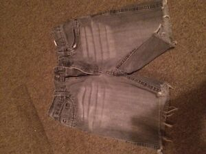 Boys shorts and jeans
