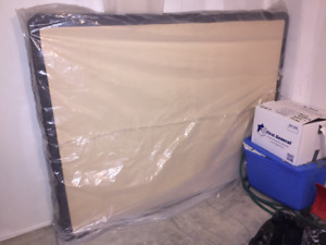 Queen Size Box Spring, In Great Condition