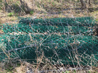 5 Rolls of Chainlink Fencing For Sale