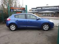 Renault Megane 1.6 VVT ( 100bhp ) Expression 5 Door Hatch Back