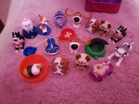 Secret life of pets 2 toys