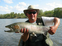 Guided Fly Fishing Trips & Lessons