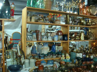 Art pottery collectibles