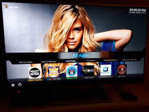 Kodi android box 2gb loaded with 17.6