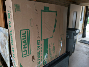 Moving boxes for sale.