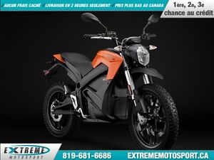 2016 ZÉRO MOTOCYCLES DS ZF9.8 47,74$/SEMAINE