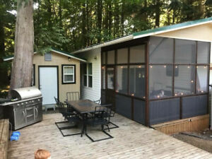 Converted Trailer - Vacation Home - Whatcom Meadows - Washington