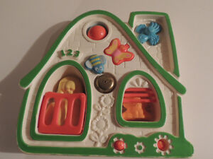 Mattel Crib activity centre Vintage 1979 Burlington south