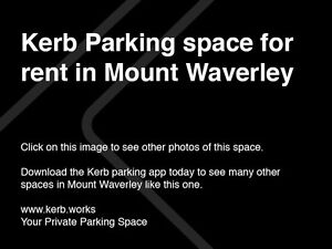 Kerb Parking Space - MOUNT WAVERLEY $5/day Mount Waverley Monash Area Preview