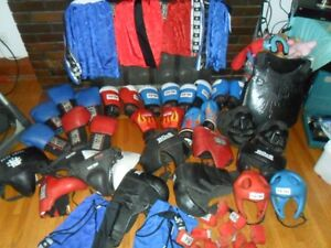 Boxing Equipment/clothing