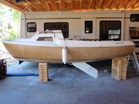 16 Foot Neptune with cuddy cabin