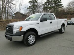 2012 Ford F-150 Ext Cab 4X4