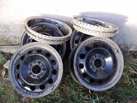 1993 bmw 325i rims for sale