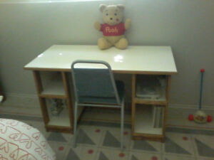 Beautiful hand crafted desk