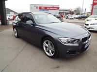 2014 BMW 3 SERIES 320d M Sport 5dr