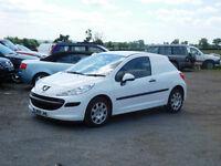 2009 Peugeot 207 1.4HDi VAN