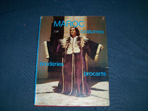 MAROC-MOROCCO COSTUMES-ABC COLLECTION-1974-FRANCE