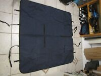 seat cover (used for dog)