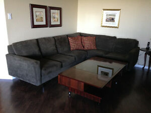 Beautiful 5-Seater Sectional Sofa