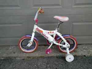 "12"" Lalaloopsy bike"