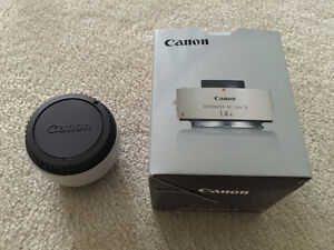 Canon Extender EF 1.4X III - $520 (10/10 condition)
