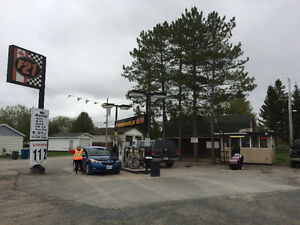 Gas bar in Cochrane On for sale or trade
