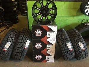 Dodge Ram 2500/3500 + Ford F250/F350 Rim & Tire Package!!!!!