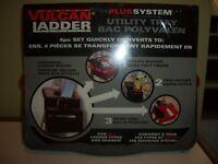 Vulcan Ladder System -Brand New Painting Sys.