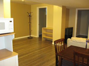 ALL INCLUSIVE: Free Internet/Cable, Ensuite laundry, Dishwasher.