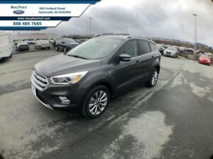 2017 Ford Escape Titanium  - Leather Seats -  Bluetooth