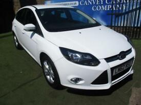 2012 Ford Focus 1.6 Zetec Powershift 5dr