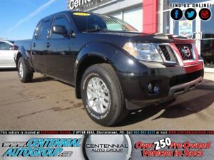 Nissan Frontier SV   4x4   Crew Cab   Heated Seats   Backup Cam
