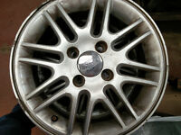 "4 ORIGINAL 15"" Ford Focus Alloy Wheels for sale! Kitchener / Waterloo Kitchener Area Preview"