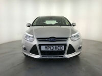 2013 FORD FOCUS TITANIUM X TDCI DIESEL 1 OWNER SERVICE HISTORY FINANCE PX