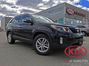 2015 Kia Sorento LX FWD | Sunroof | Unique