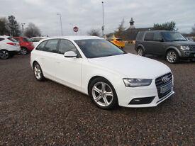 2012-62 Audi A4 Avant 2.0TDIe ( 163ps ) SE Technik