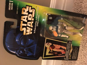 Sealed Vintage Star Wars, Star Trek toys for sale