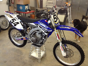 Wow!!! Superbe yz 450