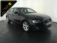 2912 62 AUDI A4 SE TDI DIESEL 1 OWNER FROM NEW SERVICE HISTORY FINANCE PX
