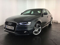 2014 AUDI A4 S LINE TDI 4 DOOR SALOON 1 OWNER AUDI SERVICE HISTORY FINANCE PX